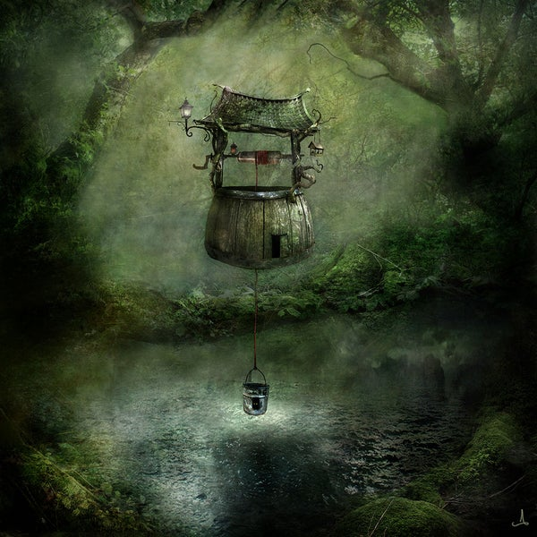 """Strange Places"" - Alexander Jansson Shop"