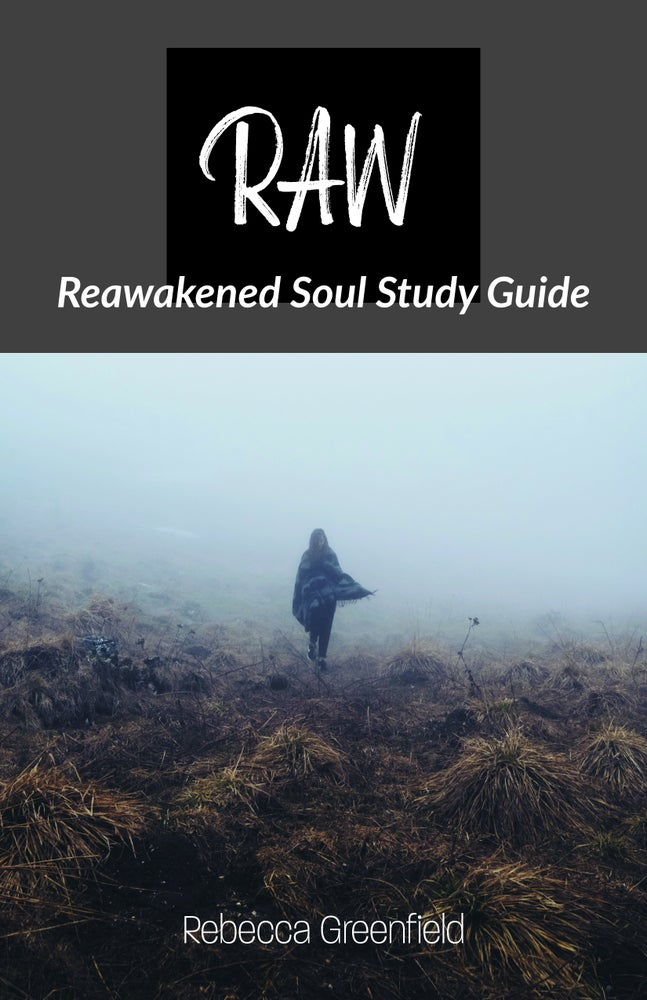Image of RAW Reawakened Soul STUDY GUIDE