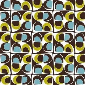 Image of Fruit Bowl Organic Cotton Fabric