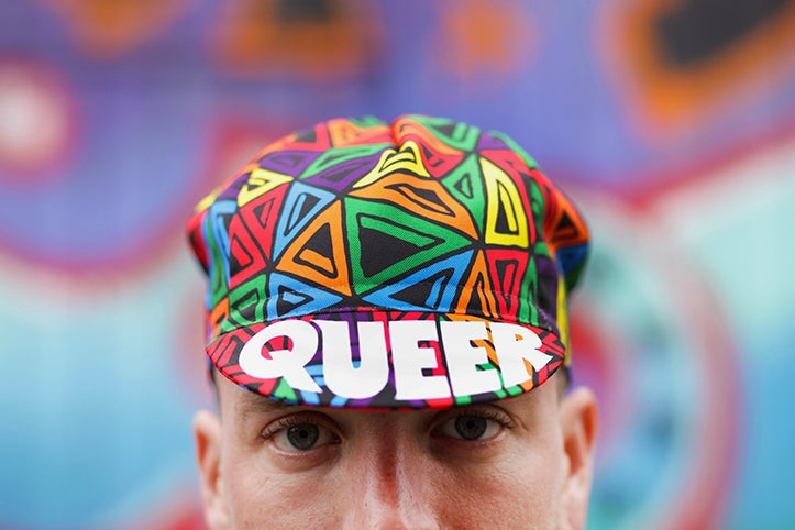 Image of QUEER ALLY CAP 2021