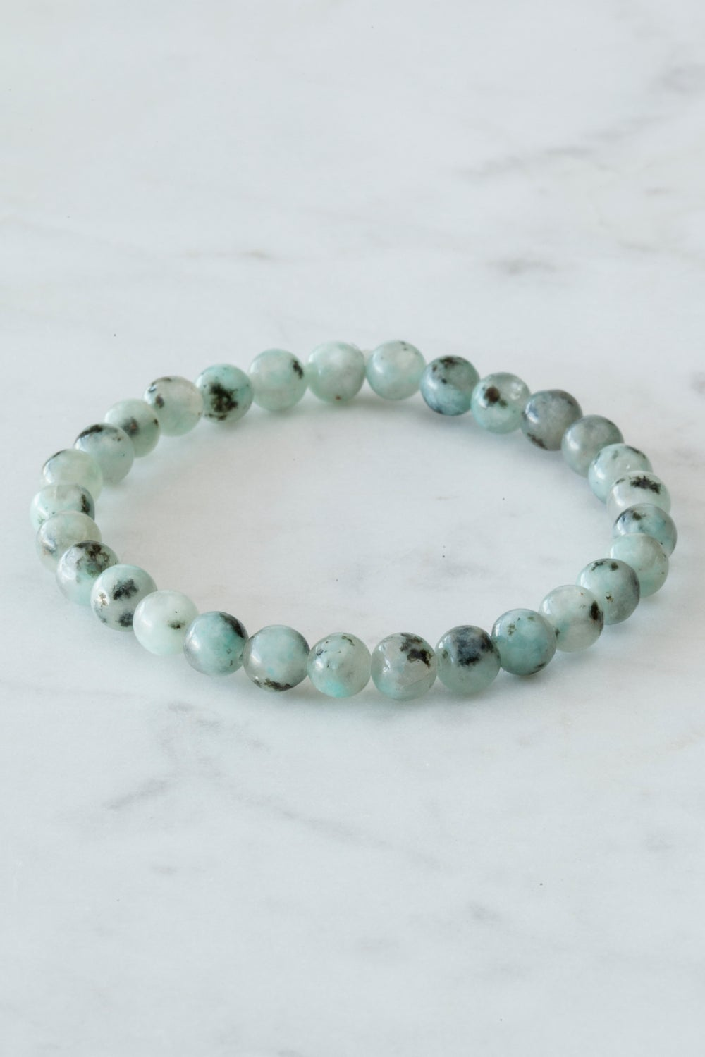 Image of Kiwi Jasper Stacking Bracelet