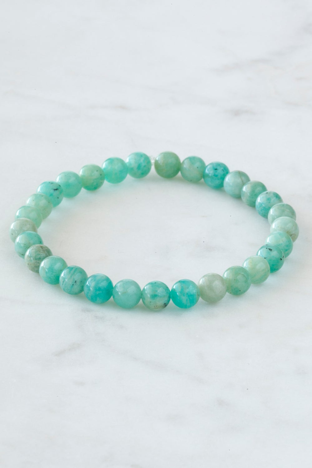 Image of Amazonite Stacking Bracelet