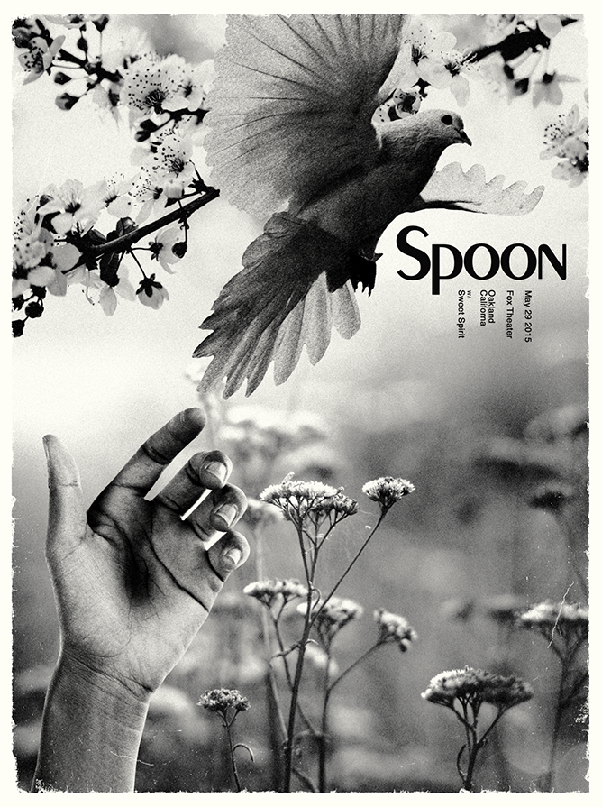 Image of Spoon / Oakland, CA / 2015