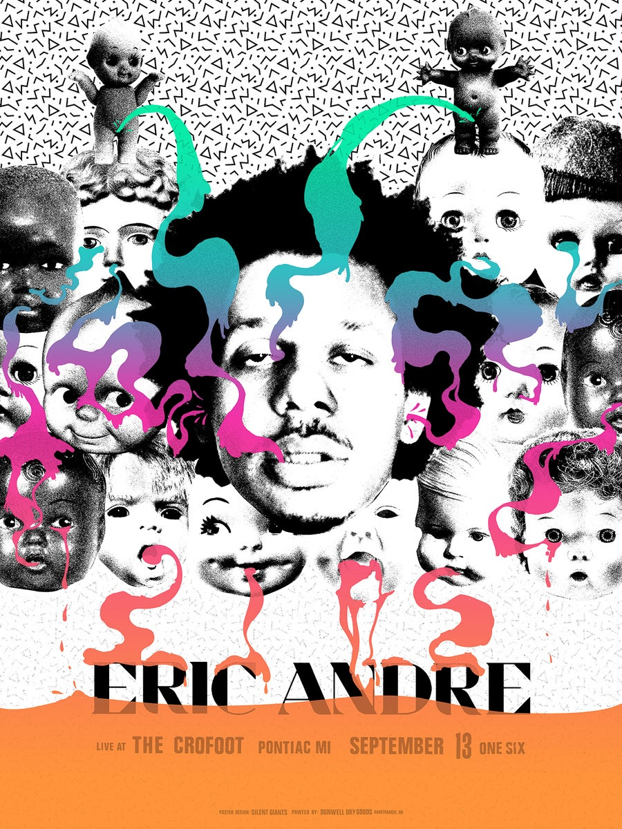 Image of Eric Andre / Pontiac / 2016