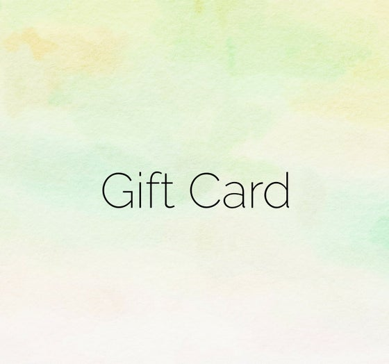 Image of Limited Edition Jewels Gift Card ($10 and up)