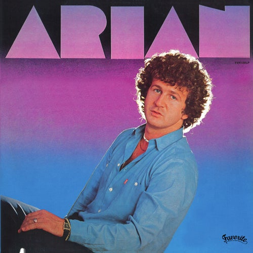 Image of Arian-Arian 2xLP, Favorite Recordings, FVR128