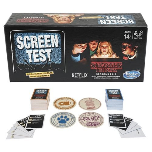 Image of Stranger Things Screen Test Game