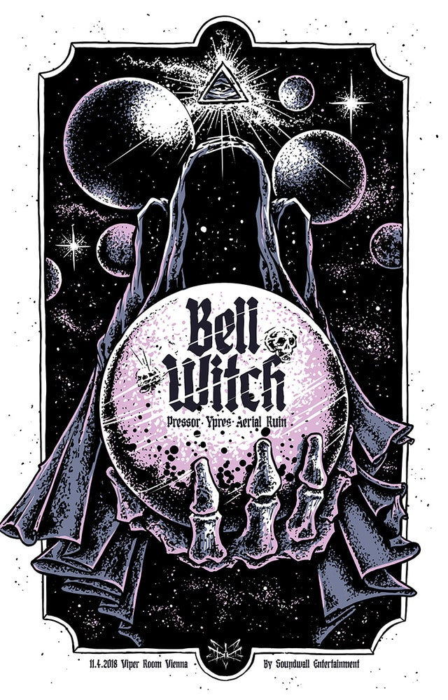 Image of DHG014 - BELL WITCH