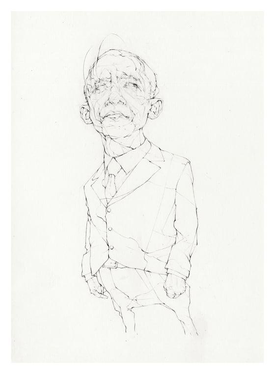 Image of Obama Linear