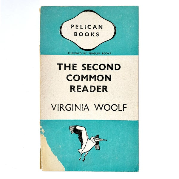 Image of Virginia Woolf - The Second Common Reader (Wartime first edition)