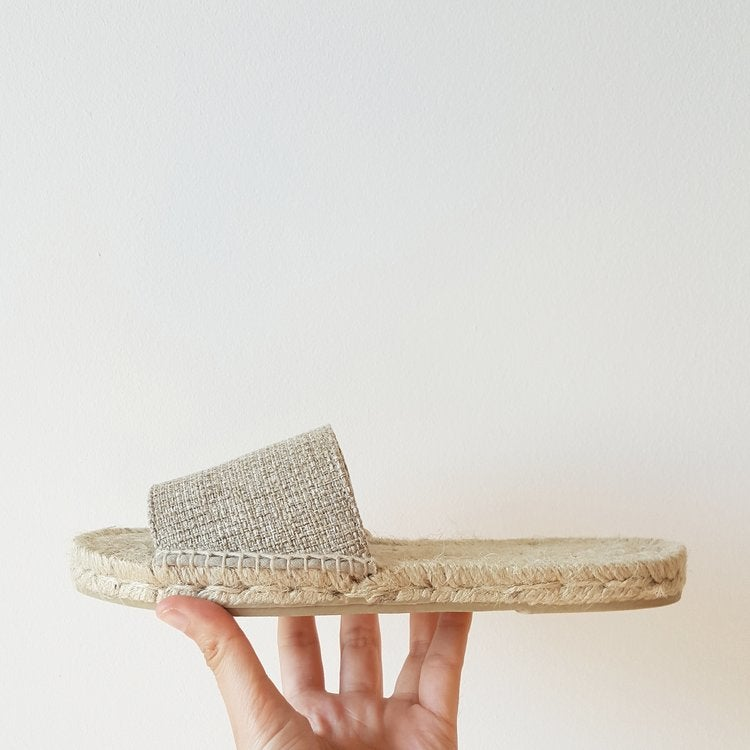Image of Almond Espadrilles