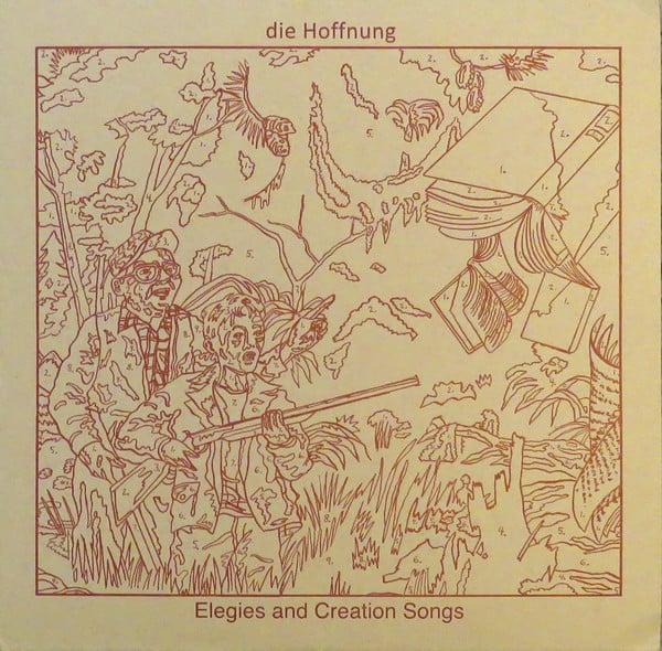 """Image of die Hoffnung """"Elegies and Creation Songs"""" LP"""