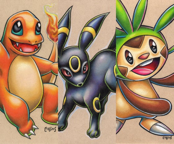 Image of Pokemon Originals