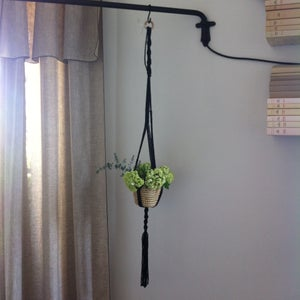 Image of LA RAVISSANTE Suspension pour plante & bouquets