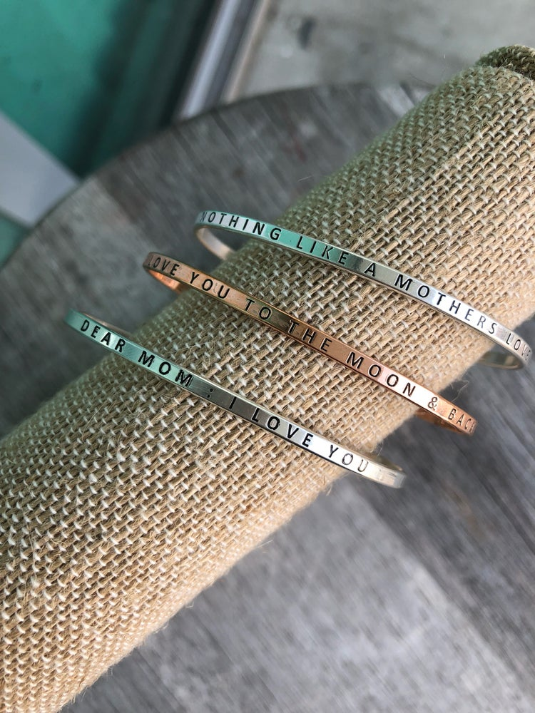 Image of Mother's Day bracelets