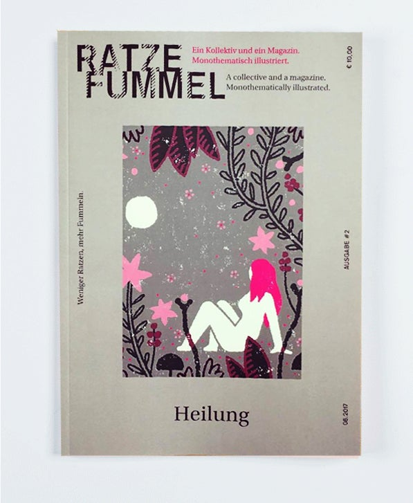 "Image of Ratzefummel Magazin ""Heilung"" | Ausgabe #2"