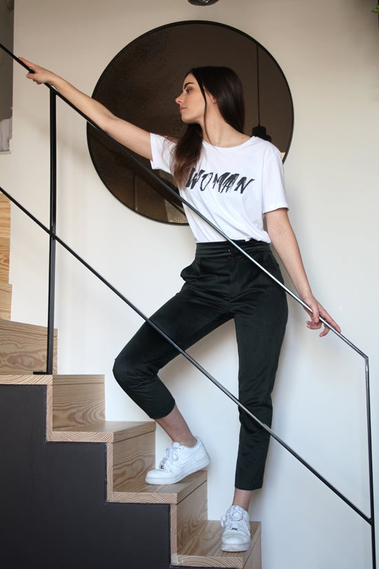 Image of WOMAN Tee