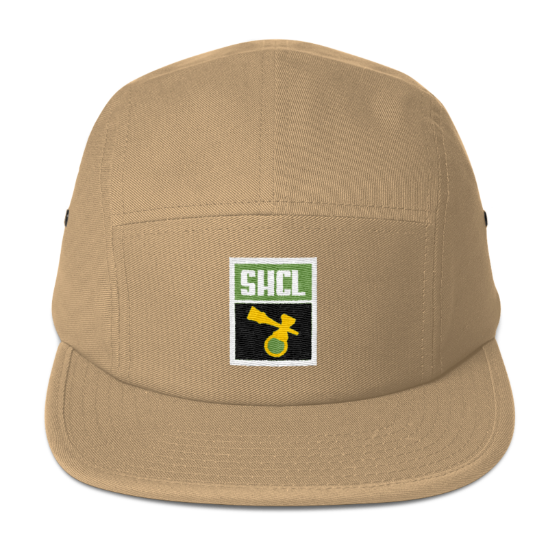 Image of SHCL LUNAR PATCH 5-PANEL KHAKI