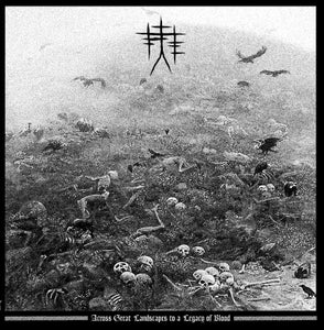 "Image of YPR-009 Torture Chain- ""Across Great Landscapes to a Legacy of Blood"" LP"