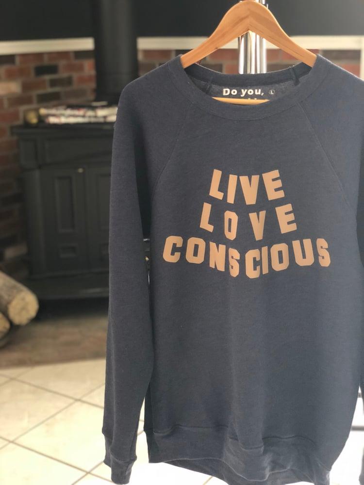 Image of Live Love Conscious crew