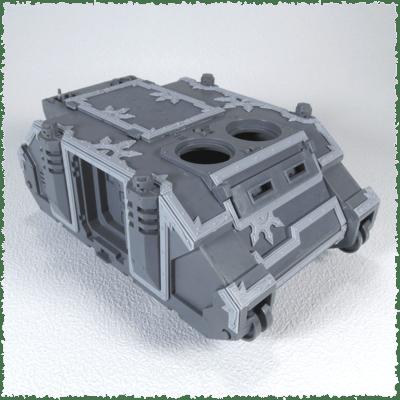 Image of Proditor Mk.3 Rhino Trim Kit