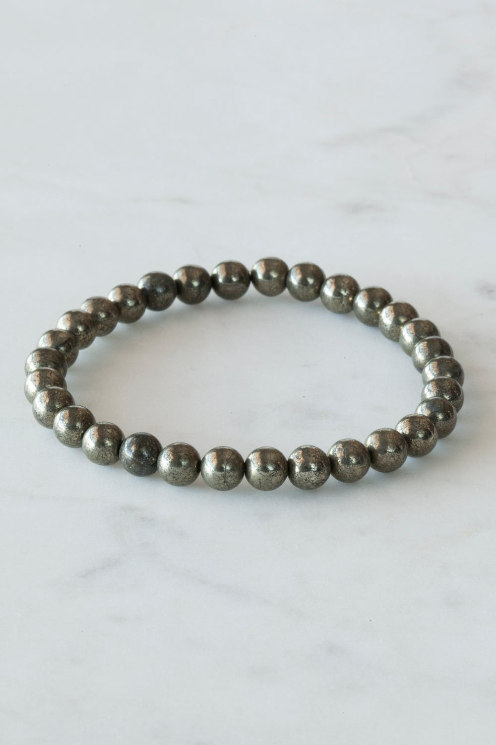 Image of Pyrite Stacking Bracelet
