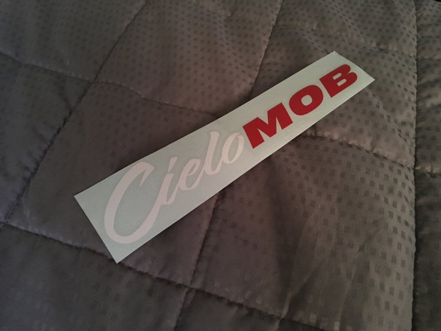 Image of CieloMob Decal