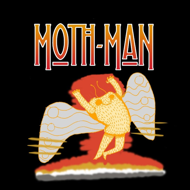 Image of Mothman Tee