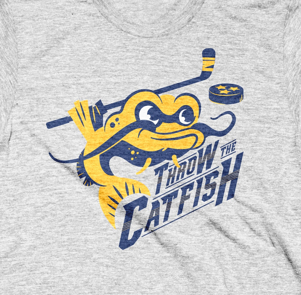 Image of Throw the Catfish T-Shirt