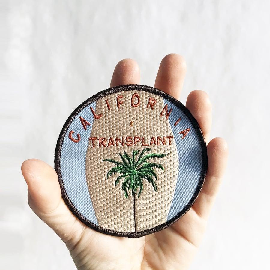 Image of CALIFORNIA TRANSPLANT Patch / Light
