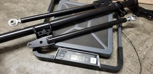 Image of Honda Civic LHD 88-91 100% BRAND NEW EF Traction Bar *ON SALE*