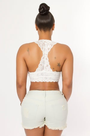 Image of Show Me Lace Bralette