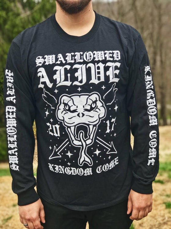 Image of SNAKE LONG SLEEVE (TOUR LEFTOVER)