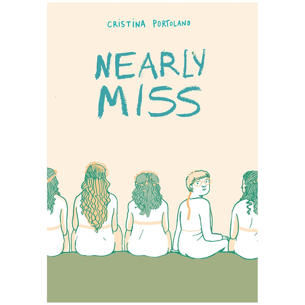 "Image of Cristina Portolano ""Nearly Miss"" Graphic Novel"