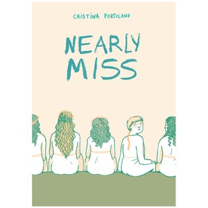 "Image of Cristina Portolano ""Nearly Miss"" PREORDER"