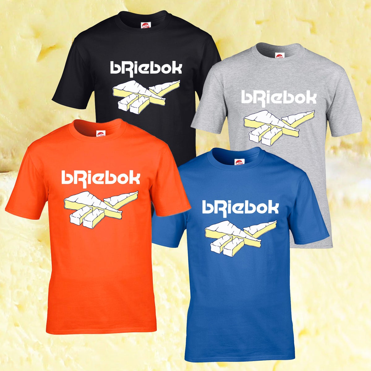 Image of bRiebok Tee