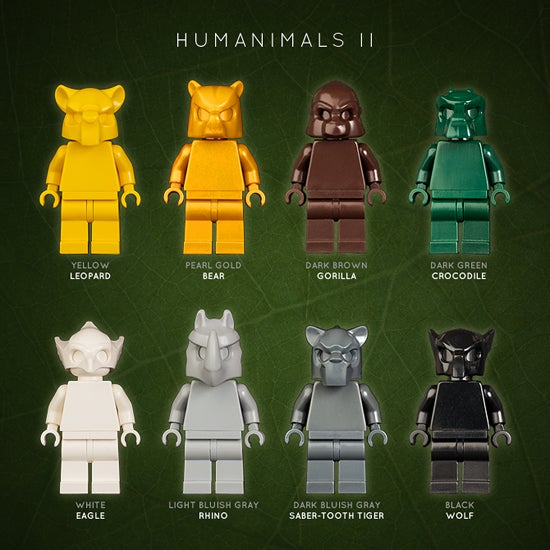Image of HUMANIMALS II