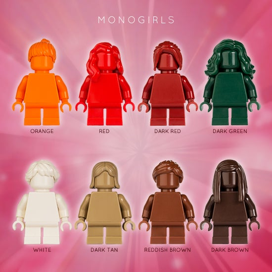 Image of MONOGIRLS