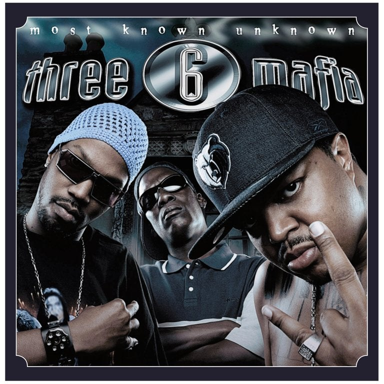Image of Three 6 Mafia - Most Known Unknown 4/20 edition [2xLP] OMINC003