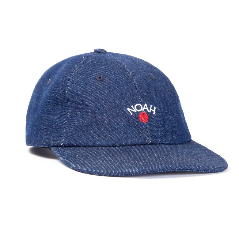 Image of NOAH - NY Rose 6-Panel (Navy)