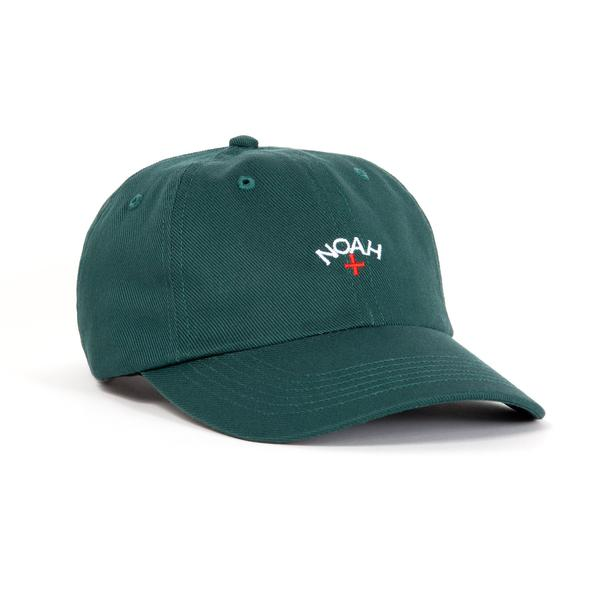Image of NOAH - Core Logo Dad Hat (Hunter)