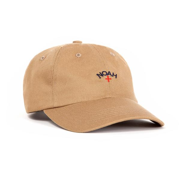 Image of NOAH - Core Logo Dad Hat (Khaki)