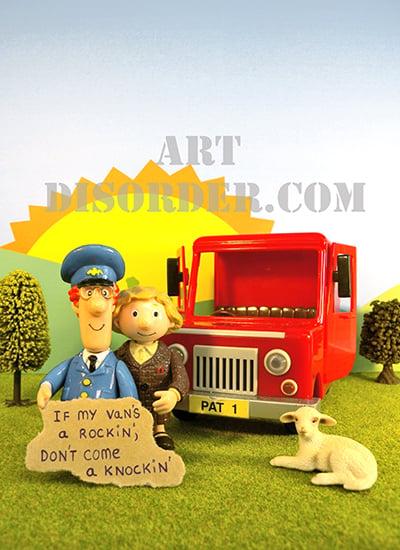 Image of If my van's a rockin