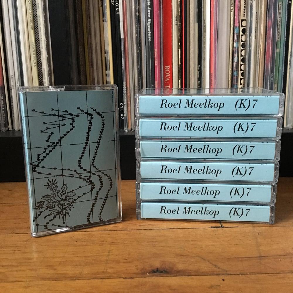 """Image of Roel Meelkop """"(K)7"""" cassette"""