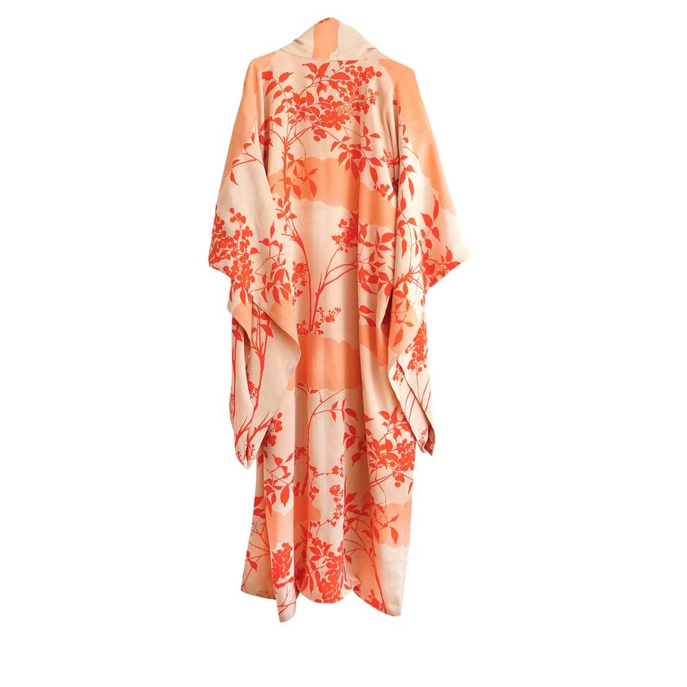 kimono silke