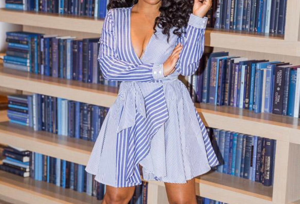 "Image of ""Sexy Librarian"" dress"
