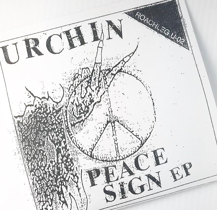 "Image of Urchin ""Peace Sign"" EP"