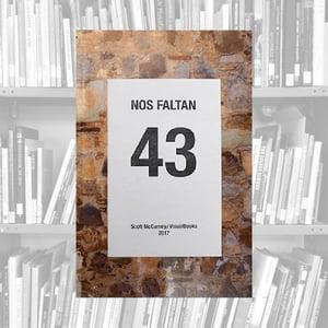 Image of Nos Faltan 43 - Scott McCarney