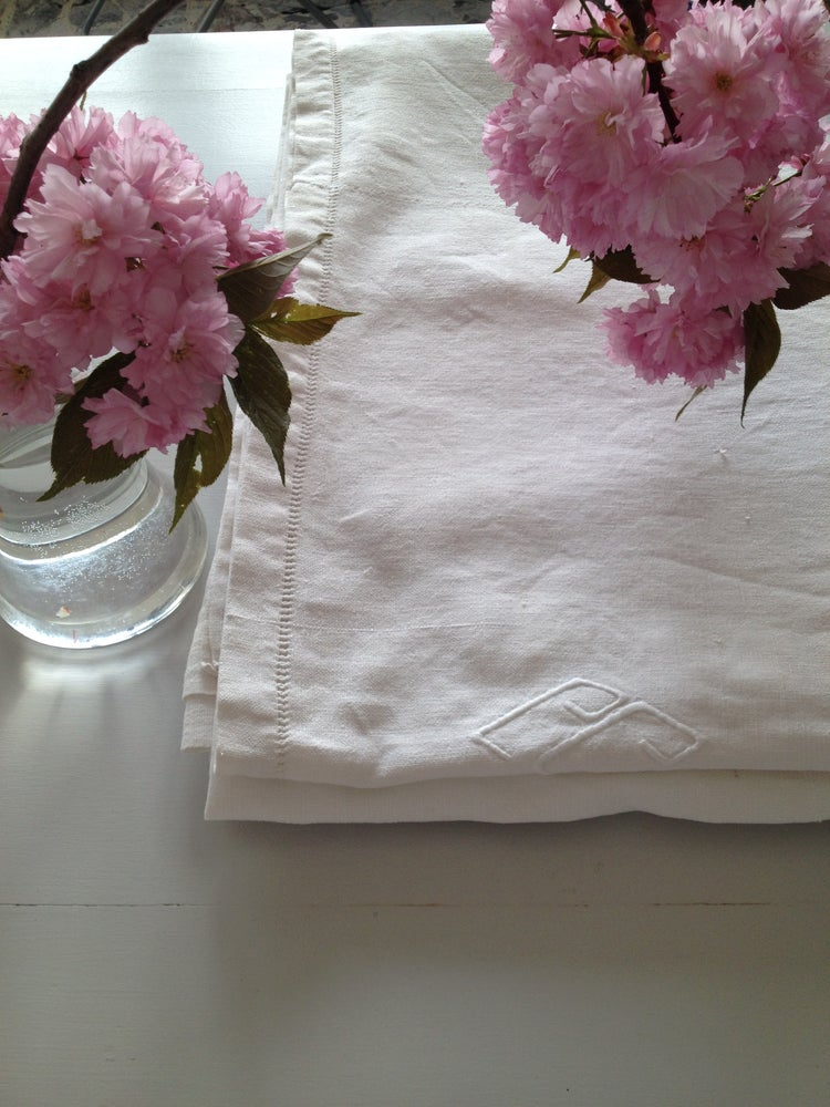 Image of Luciana Hand Loomed Linen