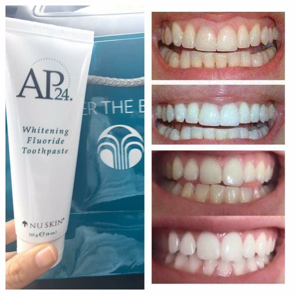 Ap24 Teeth Whitening Toothpaste Beauty Shox